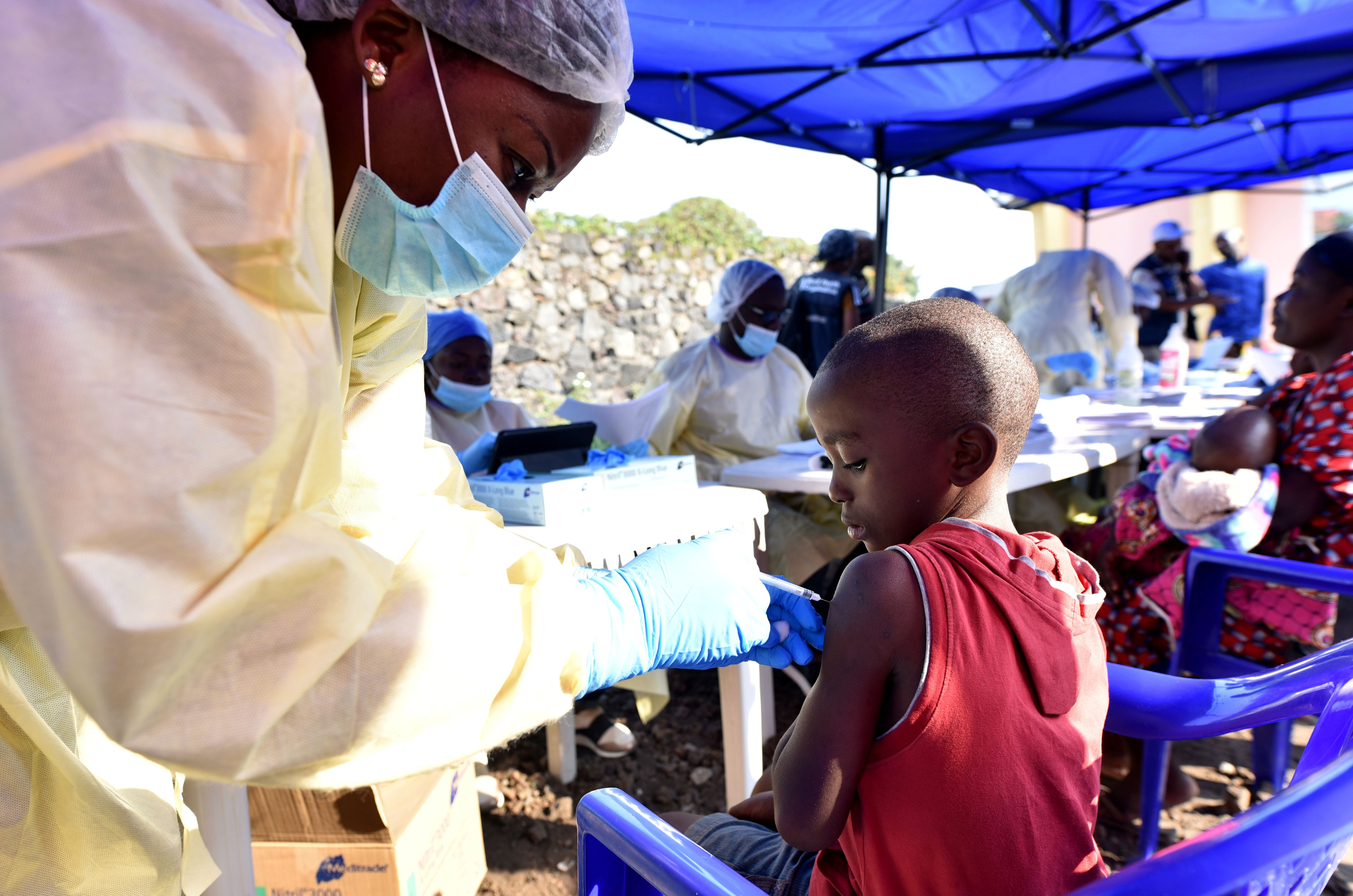WHO declares global emergency as deadly Ebola outbreak in the Congo spreads