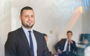Dmitriy Krupenko – a business expert, director of branch office of Exchange Technologies Center in Kyiv