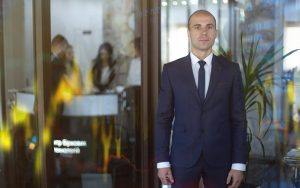 Dmytro Rotar: A business expert looking towards the future