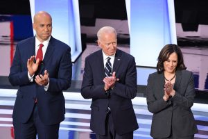 2020 Democratic presidential candidates: Donations from tech execs