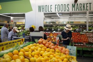 Amazon cutting prices at Whole Foods in last 6 months: Morgan Stanley
