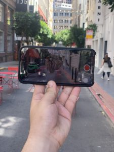 Apple Stores host augmented reality iPhone art walks