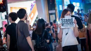 As Protests Grip Hong Kong, Art Industry Watches and Waits, Nervously -ARTnews
