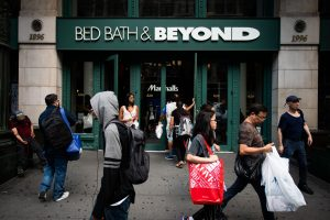 Bed Bath and Beyond is trying to save itself from extinction