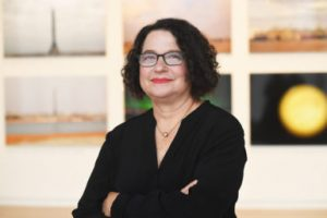 Betti-Sue Hertz on Her Plans for the Closely Watched Space -ARTnews