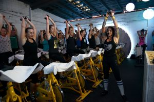 Boutique fitness brands could be hit first in a recession
