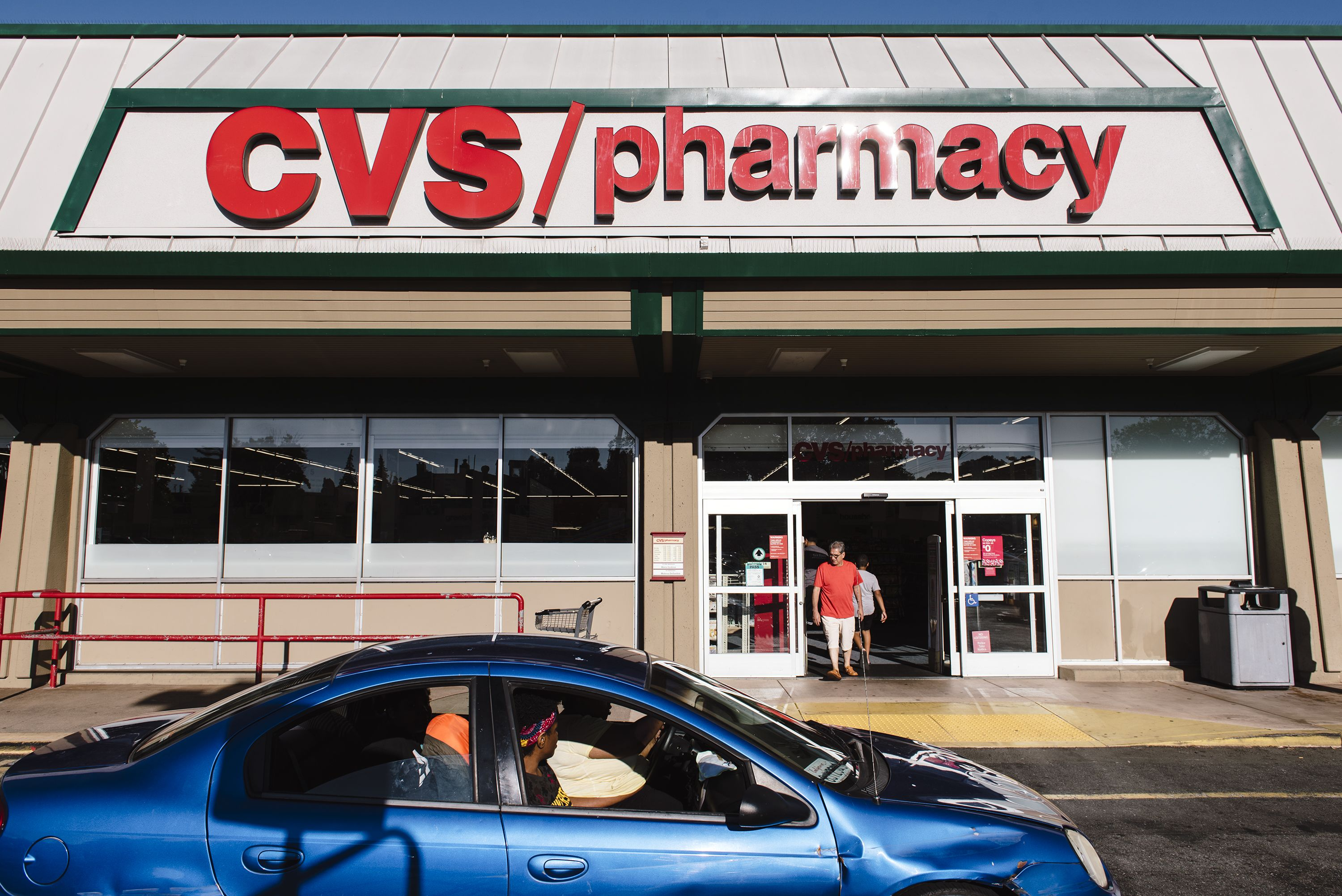 CVS to slow store openings as Walgreens closes stores