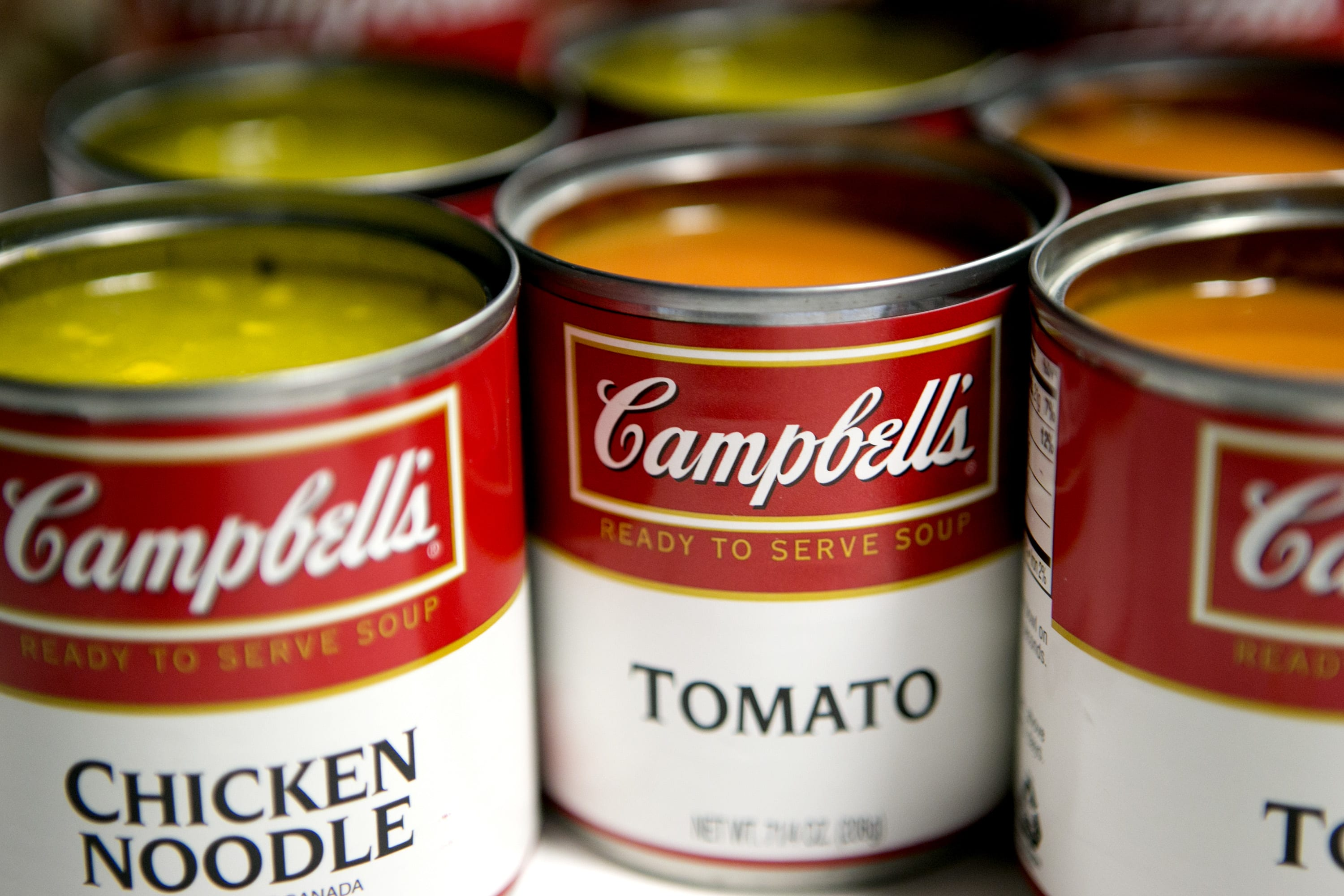 Campbell Soup shares rise after beating profit estimates on cost cuts