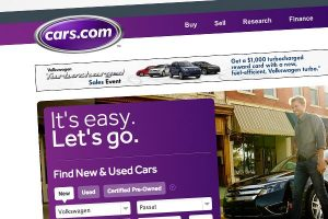 Cars.com plummets 37% after monthslong search for buyer fails