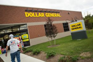 Dollar General soars, Dollar Tree slips as retailers raise forecasts