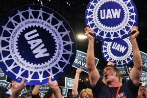 FBI agents raid home of United Auto Workers union President Gary Jones