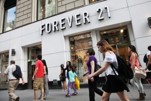 Forever 21 reportedly preparing potential bankruptcy filing