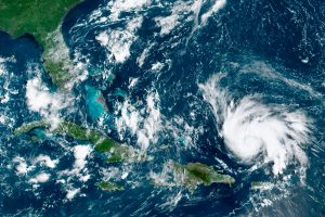 Hospitals prepare for Hurricane Dorian, on pace for Florida