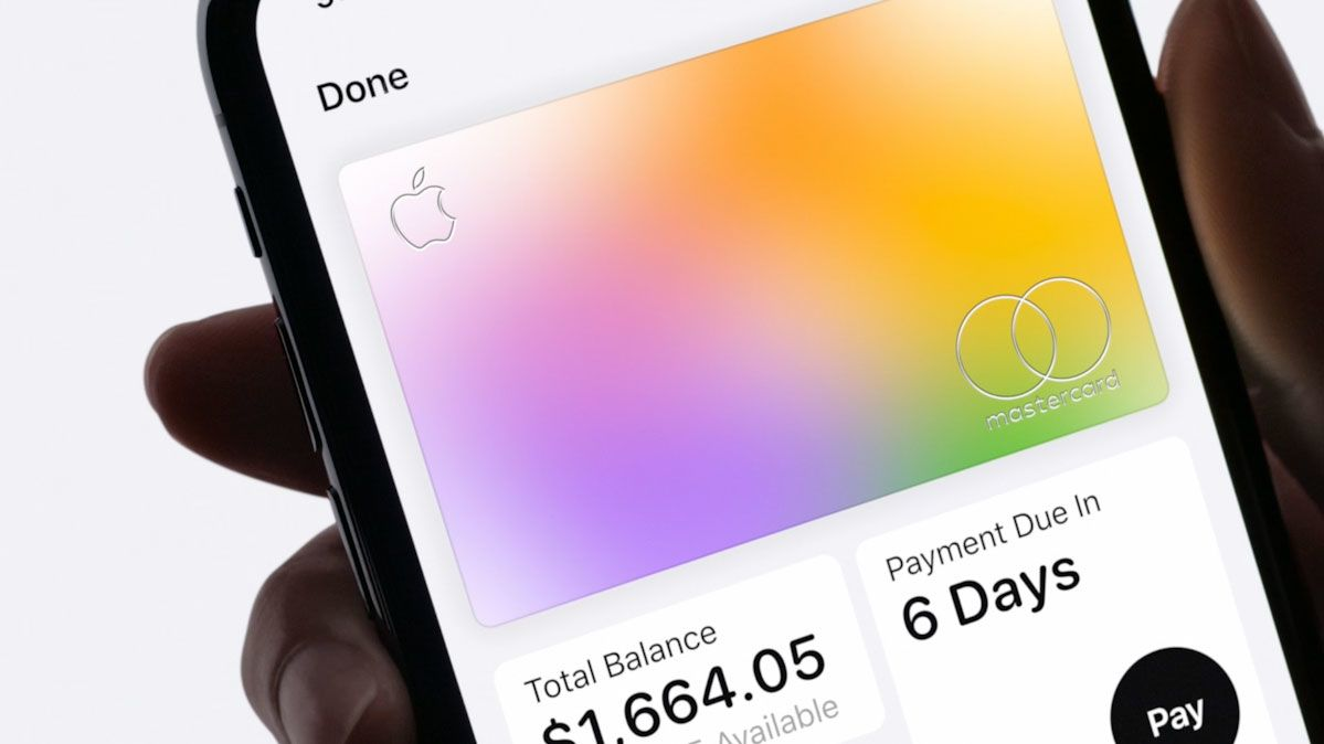 No-number Apple Card comes with 'enhanced security'