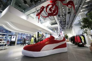 Puma is opening a massive store on Fifth Avenue. Here's a first look