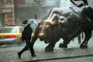 Risk of a global recession is 'high and rising'