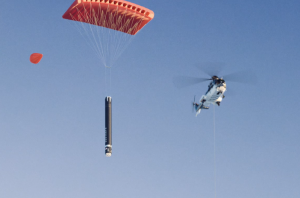 Rocket Lab plans to reuse small rockets by catching with a helicopter