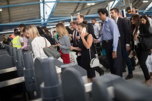 Smartphones, sensors could spell end to ticket lines at transport hubs