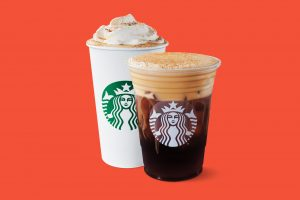 Starbucks is introducing its first new pumpkin beverage since the pumpkin spice latte