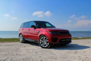 The 2019 Range Rover Sport P400e isn't a great value at $93,200