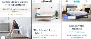 There are now 175 online mattress companies—and you can't tell them apart