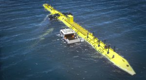 Tidal turbine secures funding from Scottish government