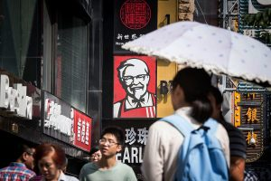 US restaurant chains look to China for sales growth as trade war continues