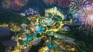 Universal is building a new theme park in Florida