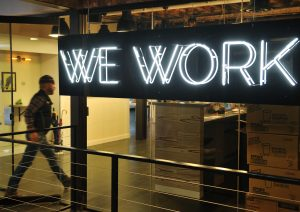 WeWork's complex business in China, which it cites 173 times in S-1