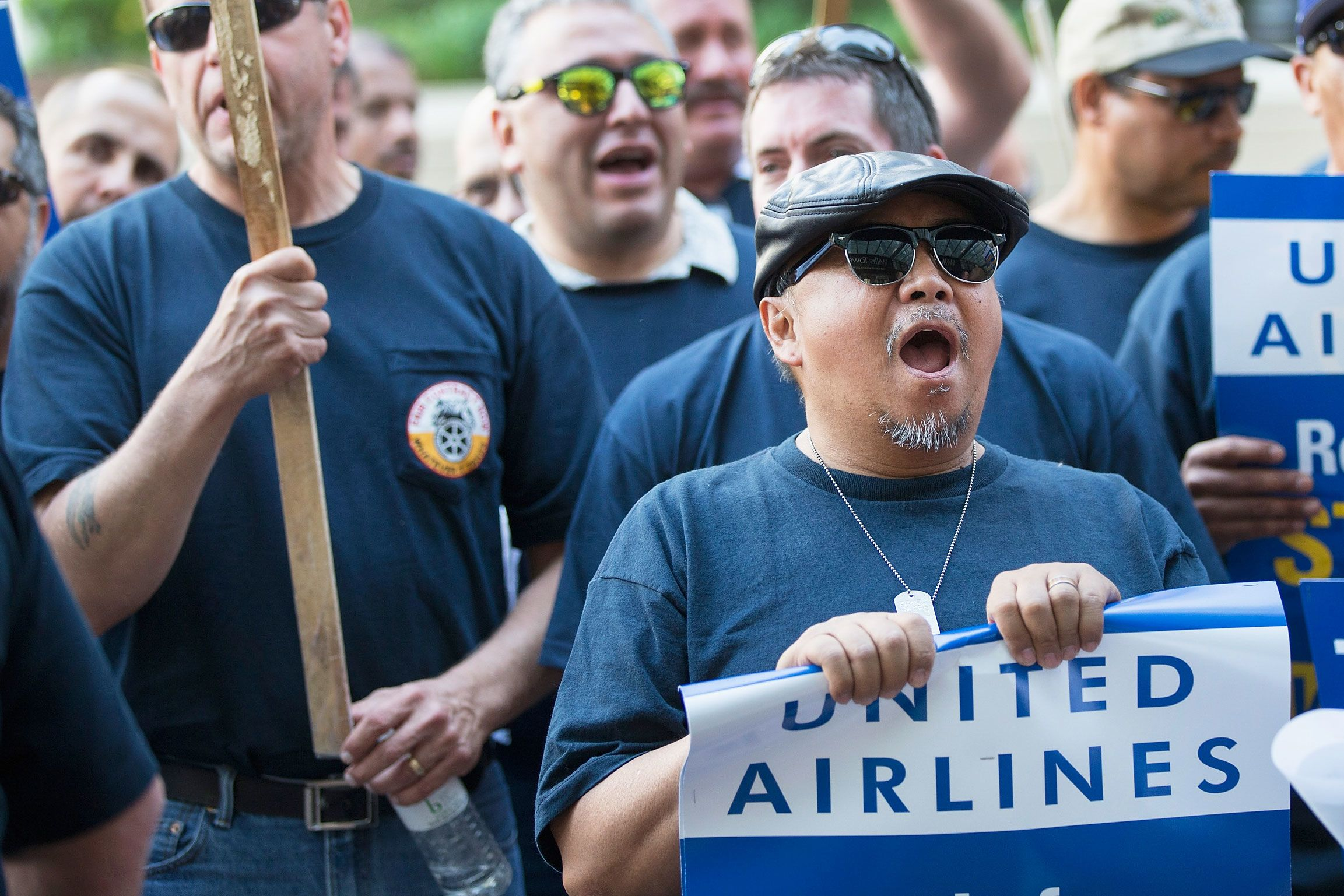 Workers from Amazon to United Airlines demand more pay after profits soared
