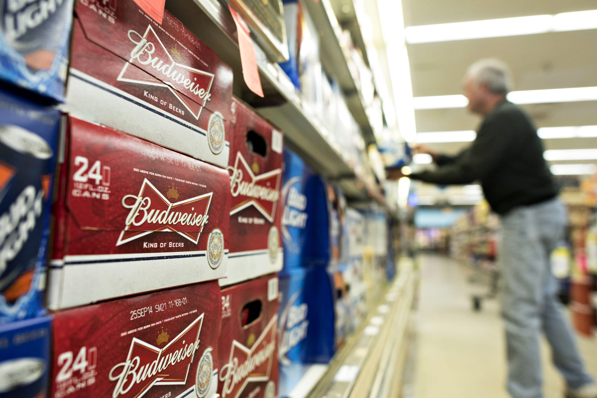 Anheuser-Busch barred from using 'no corn syrup' labels