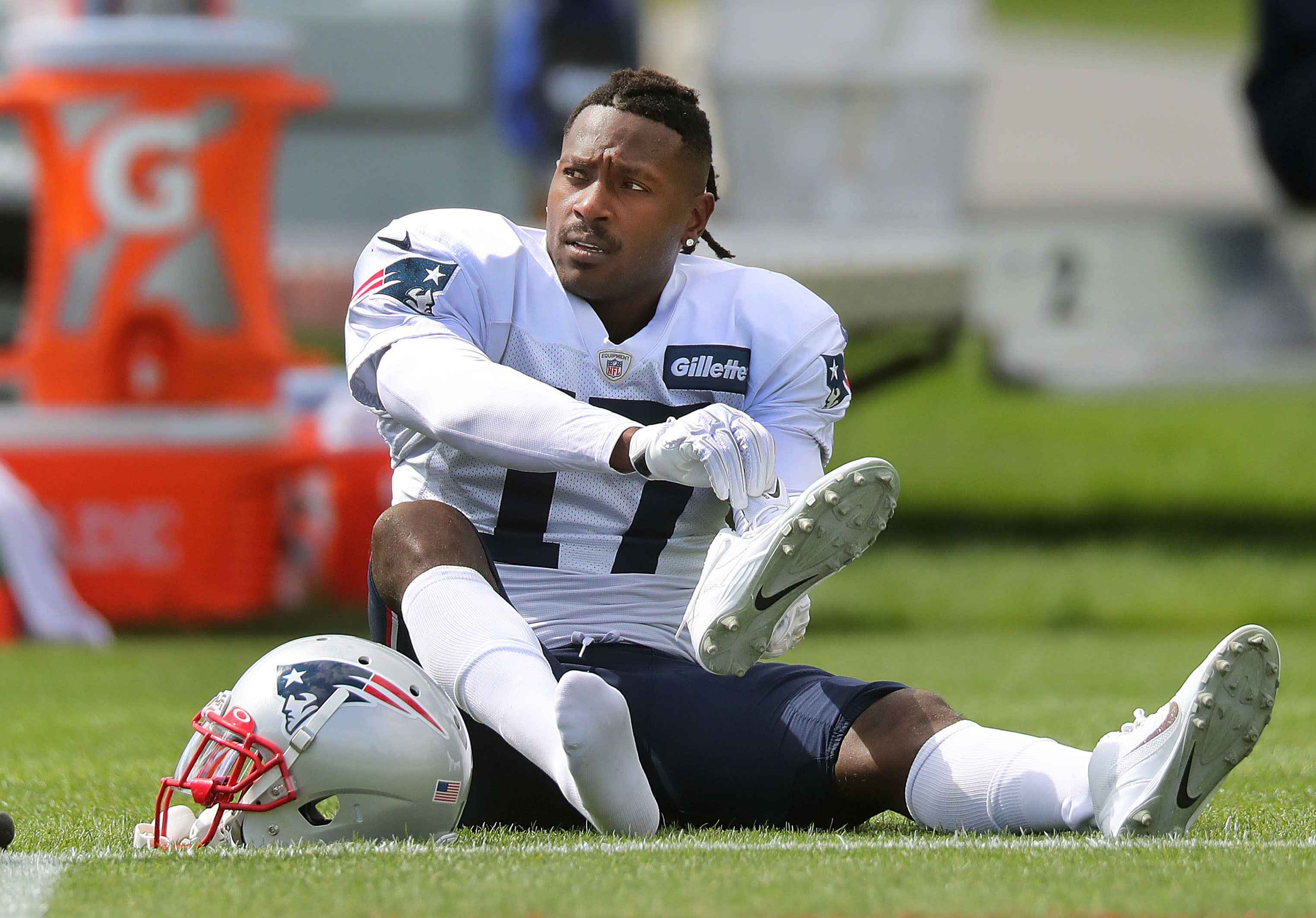 Antonio Brown released by New England Patriots after rape accusations