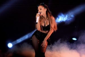 Ariana Grande sues Forever 21 for allegedly using a look-alike model
