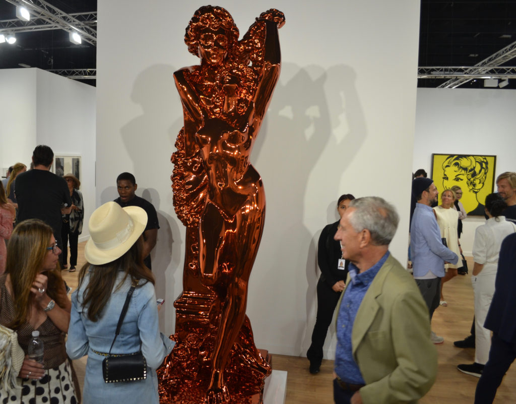 Art Basel Miami Beach Will Feature 269 Exhibitors in December -ARTnews