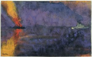 Artist Emil Nolde's Nazi Past Scrutinized in Exhibition in Berlin -ARTnews