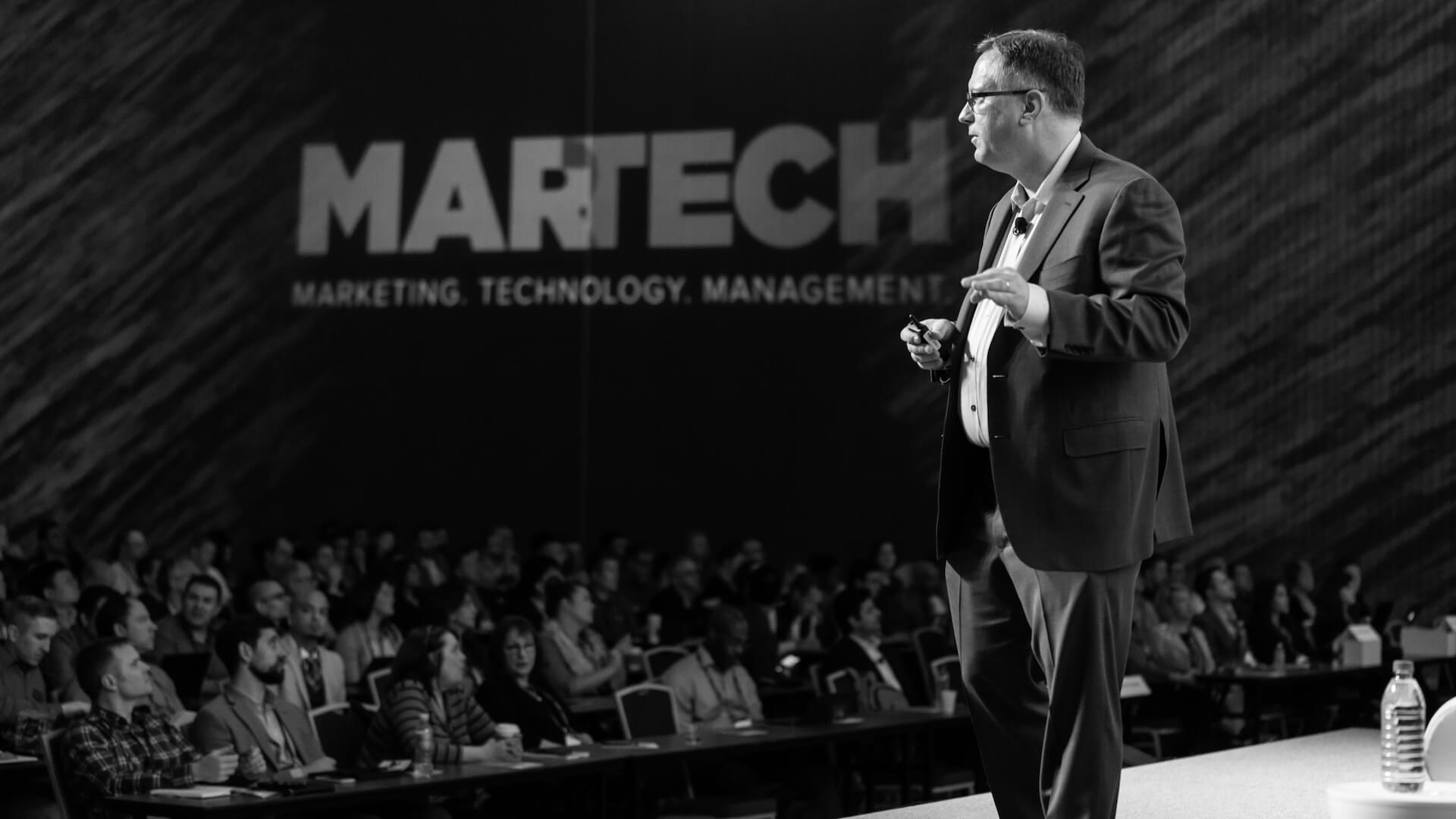 Attend MarTech for free… see what you get!
