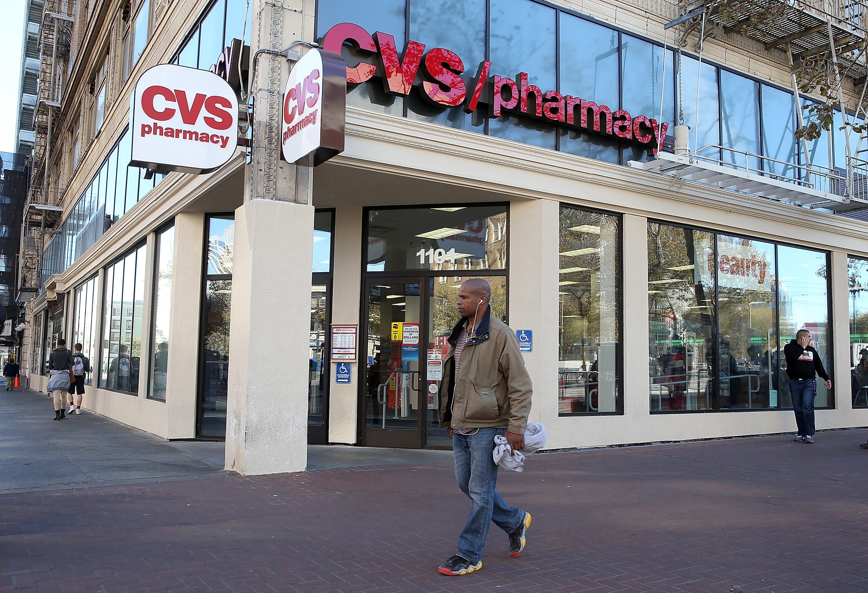 CVS hires Fitbit executive to lead consumer health