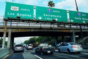 California and 22 other states sue Trump administration over auto emissions rules