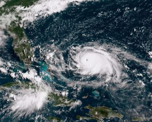 'Catastrophic' Hurricane Dorian turns into category 5, NHC says