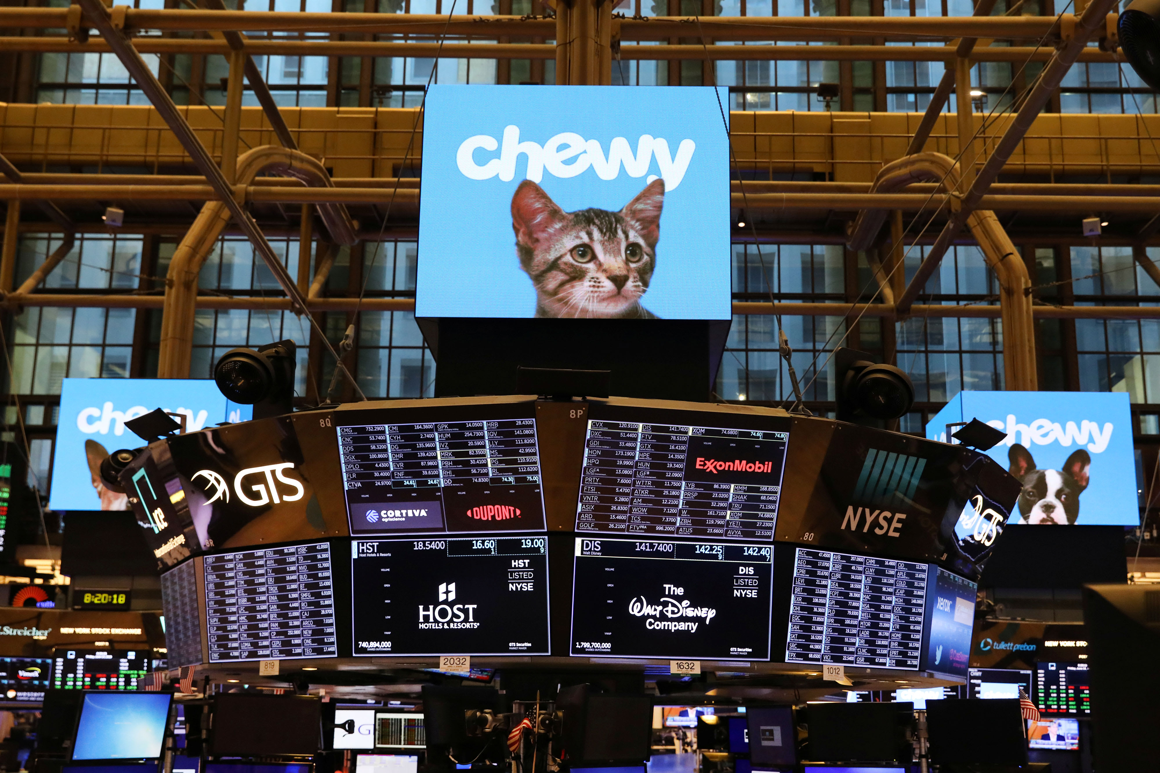 Chewy shares slide despite narrower-than-expected second quarter loss
