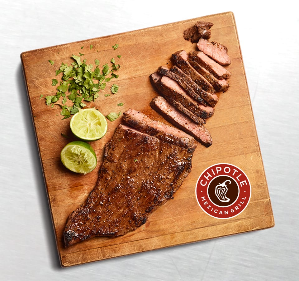 Chipotle to add carne asada to its menus for a limited time