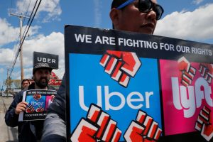Employees or contractors? Gig economy's labor crisis