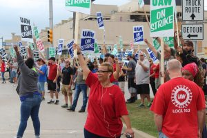 GM to lay off 1,200 Canadian workers due to US slowdown by UAW strike