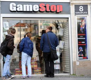 Game Stop shares fall after second-quarter profit and revenue miss