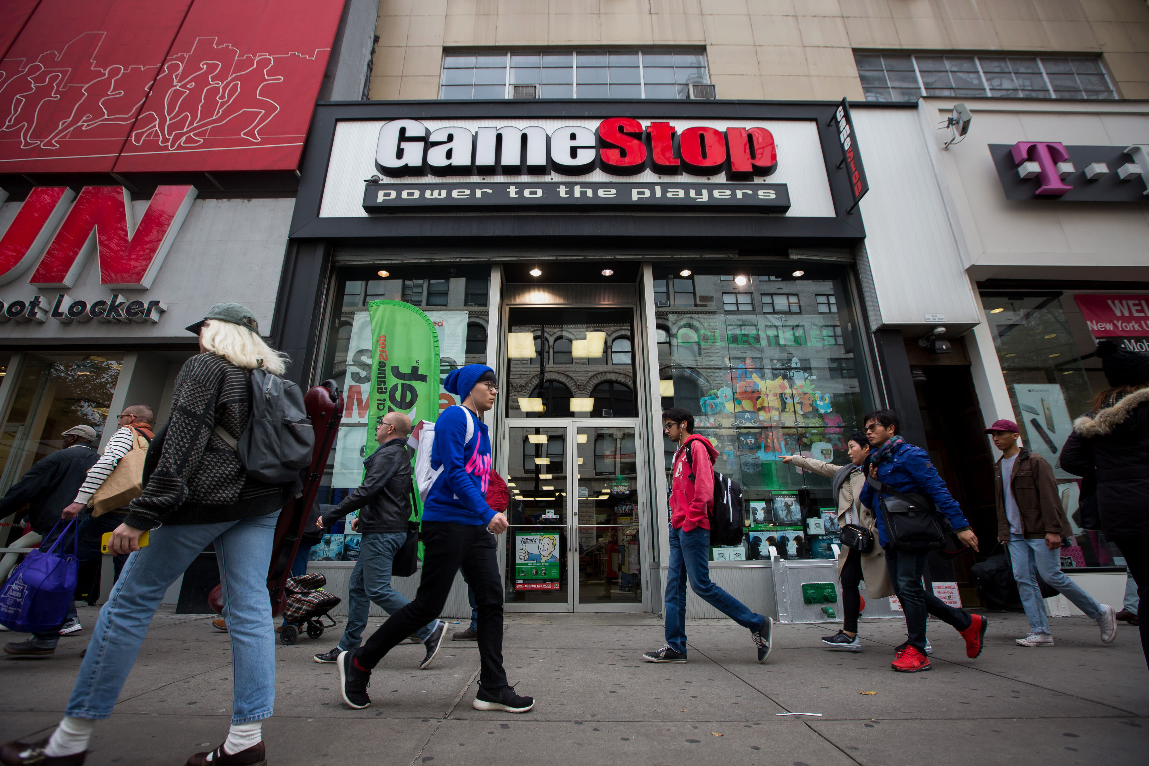 GameStop is closing up to 200 stores and could close even more