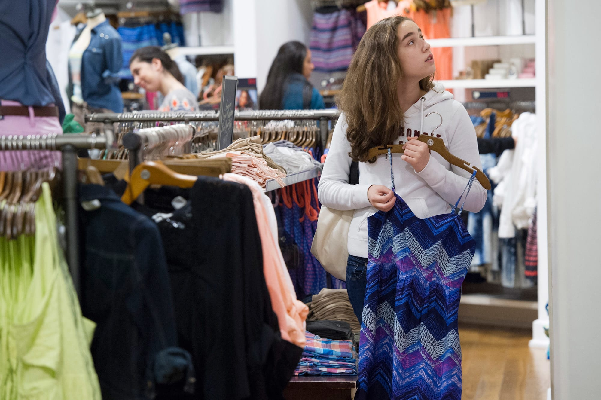 Gen Z shopping habits can fuel a brick-and-mortar resurgence, report says
