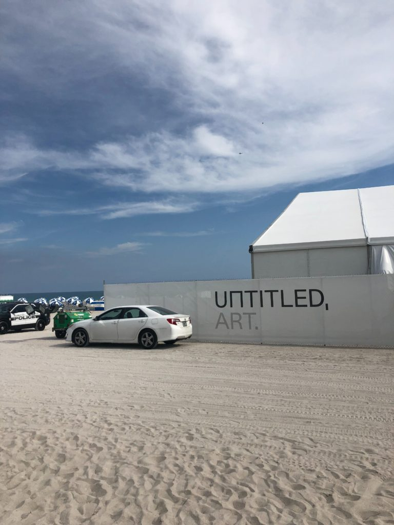 Here's the Exhibitor List for 2019's Untitled Art Fair -ARTnews
