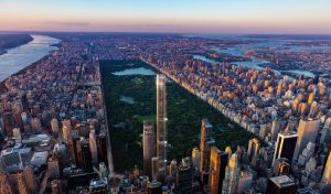 Here's what it's like on the 123rd floor of the world's tallest condo