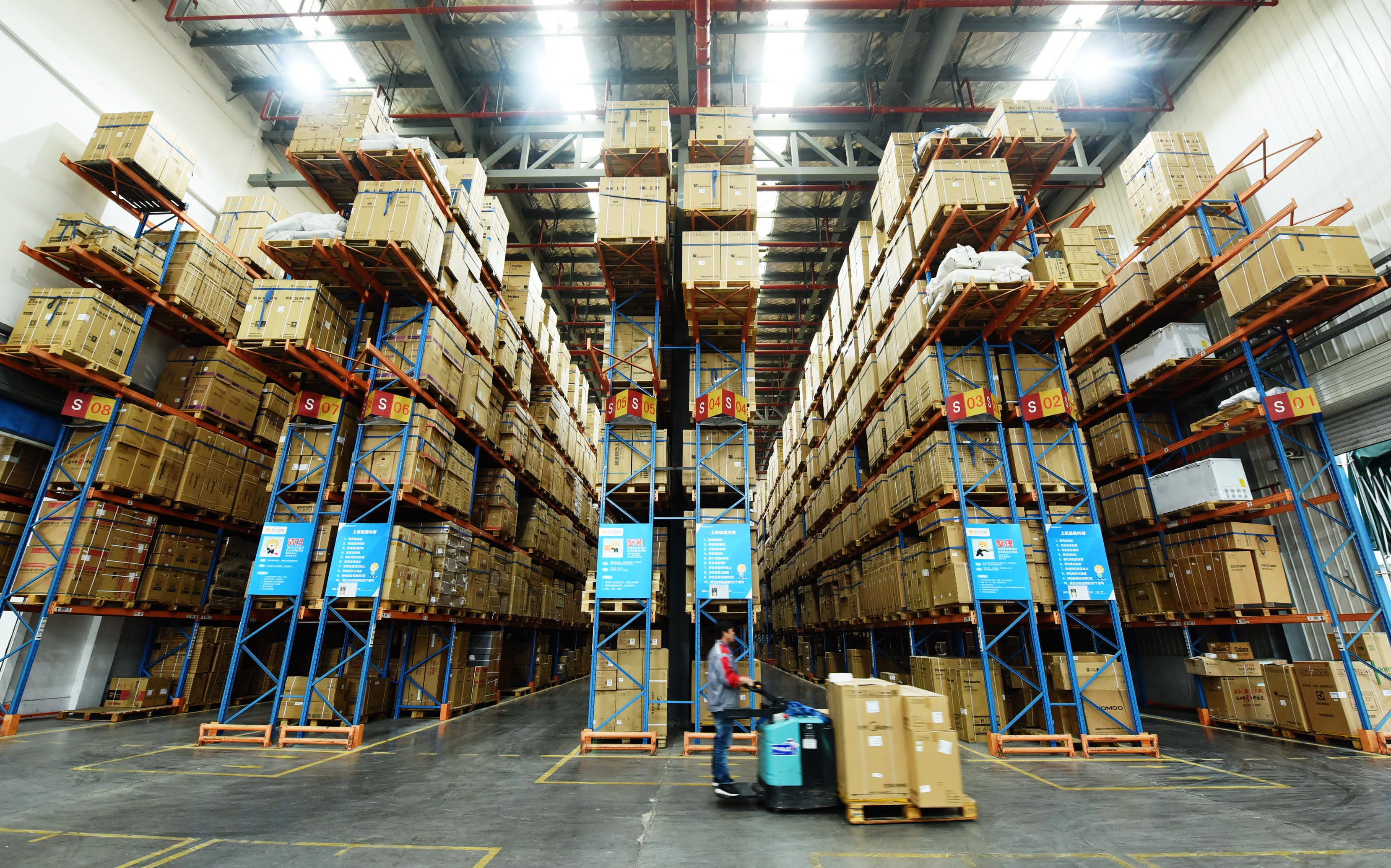 Investing in China real estate, warehouses on the back of e-commerce boom
