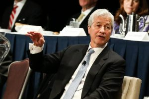 Jamie Dimon says his gut tells him a recession is 'not imminent'
